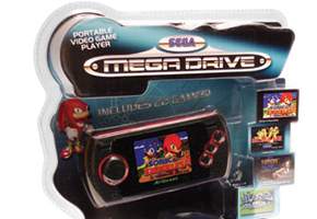 Megadrive Handheld