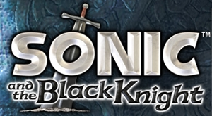 Sonic and the Black Knight Logo