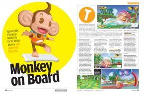 Super Monkey Ball: Step & Roll Nintendo Power Preview