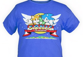 Sonic Hot Topic T-Shirt