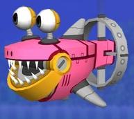 Sonic 4 Badnik: Jaws