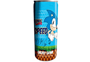 A Peek at the Sonic Energy Drink