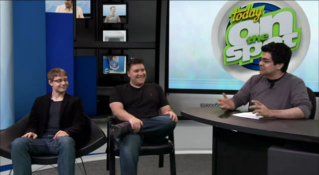 Aaron Webber, Ken Balough, and Ricardo Torres discuss Sonic the Hedgehog 4: Episode 1