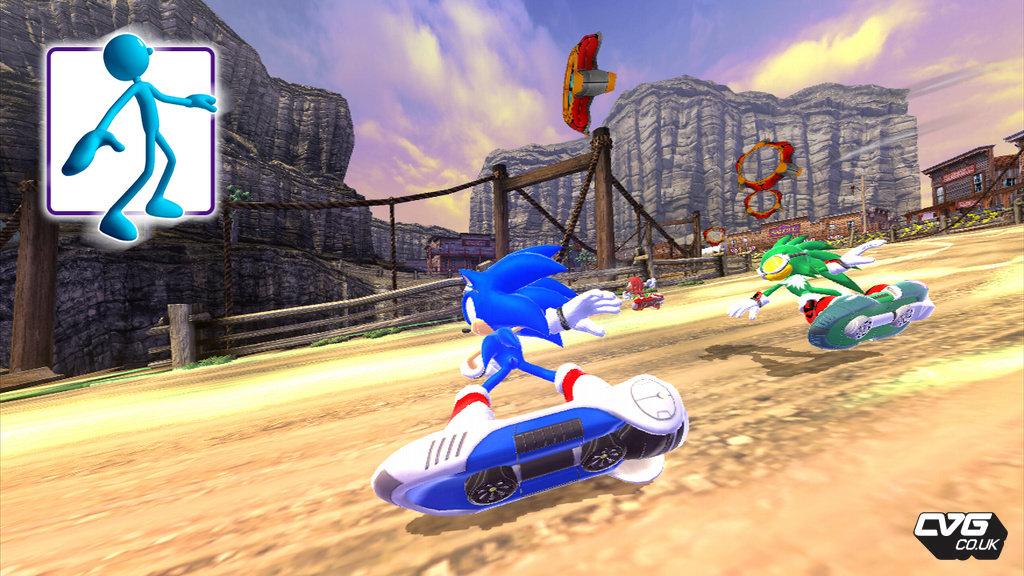Sonic Free Riders New Clean Pics! Screenshot_237536