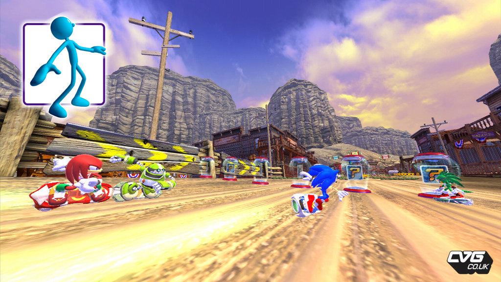 Sonic Free Riders New Clean Pics! Screenshot_237537