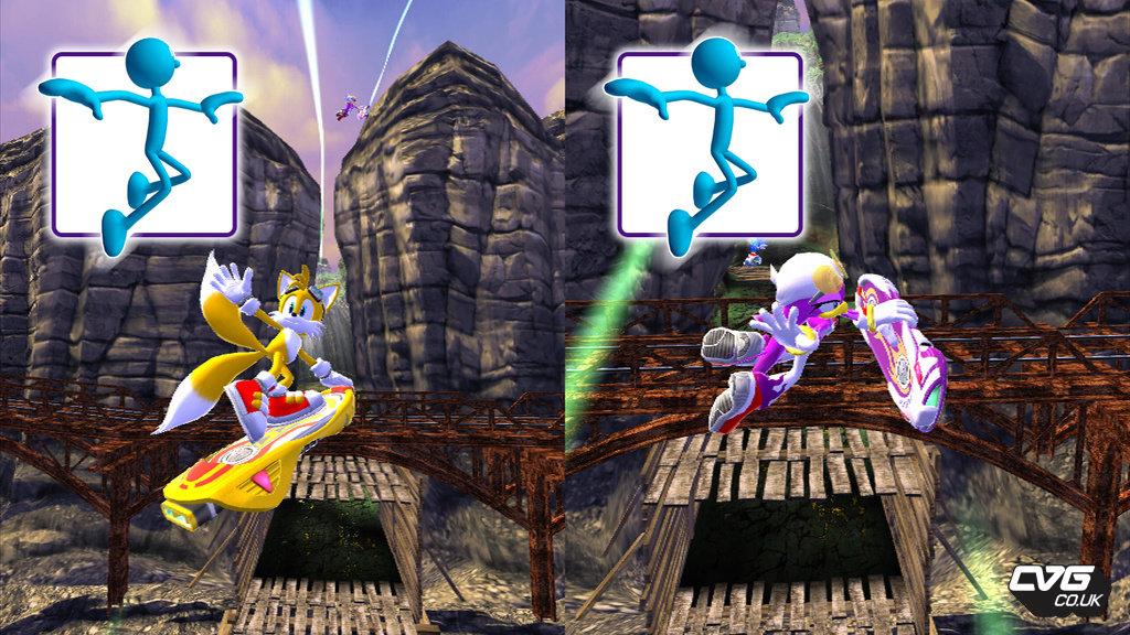 Sonic Free Riders New Clean Pics! Screenshot_237538