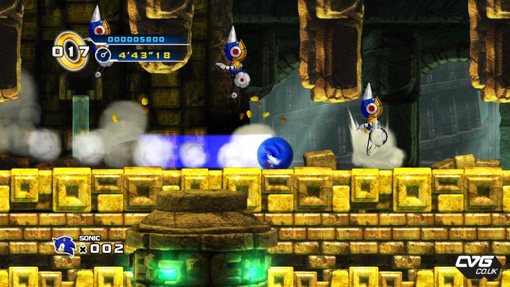 Sonic 4: New Lost Labyrinth Pics! Screenshot_237602