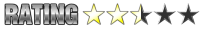 2 and a half stars out of 5.