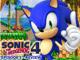 Review: Sonic the Hedgehog 4 Episode 1