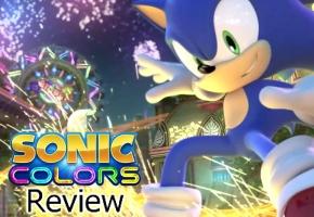 Sonic Colors Review (Nintendo DS)