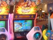 ASR Arcade Cuts Courses, Characters