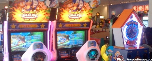 Running on Ringwide Hardware, with Little Cosmetic Changes The staff at Arcadeheroes.com have confirmed a rumor that first came to light earlier in the month: An arcade edition of Sonic […]