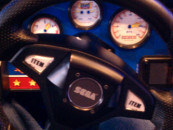 In the Driver's Seat: Sonic & Sega All-Stars Racing Arcade