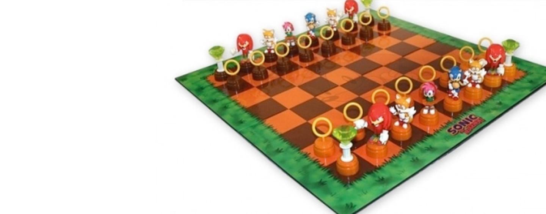 On EBay, the Sonic Chess Set