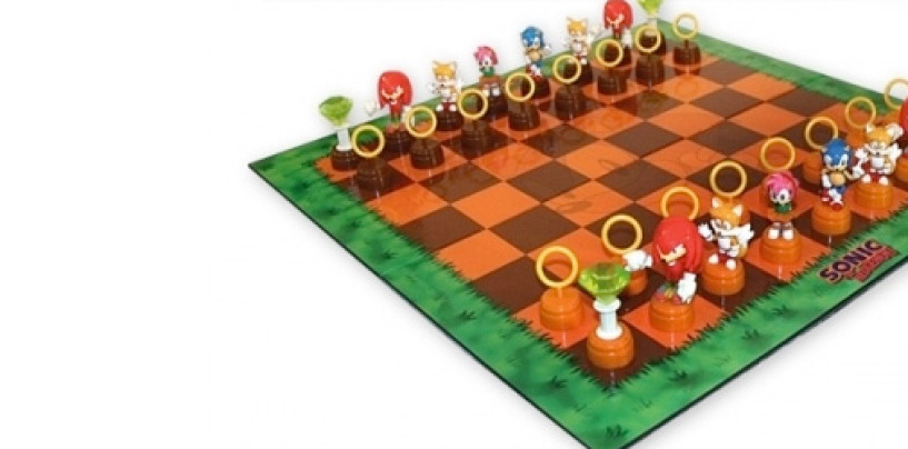 On EBay, the Sonic Chess Set