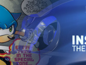 Inside the Pages: Sonic / Mega Man Worlds Collide Book 2