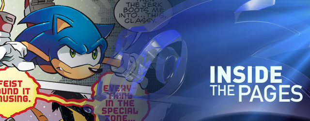 Let the Metal Madness Commence What was to be an epilogue to Sonic Underground has become truly roboticized in Sonic Universe #50.  The issue, the last in the Universe series […]