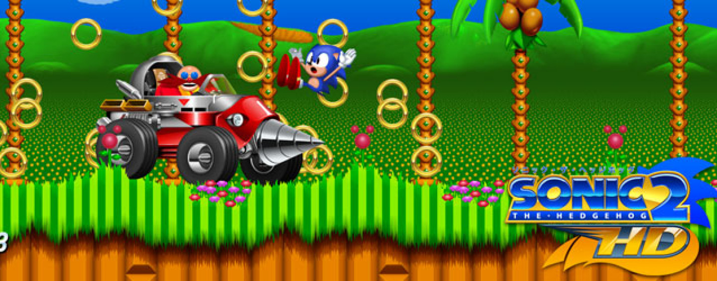 Sonic 2 HD Blog Update Posted