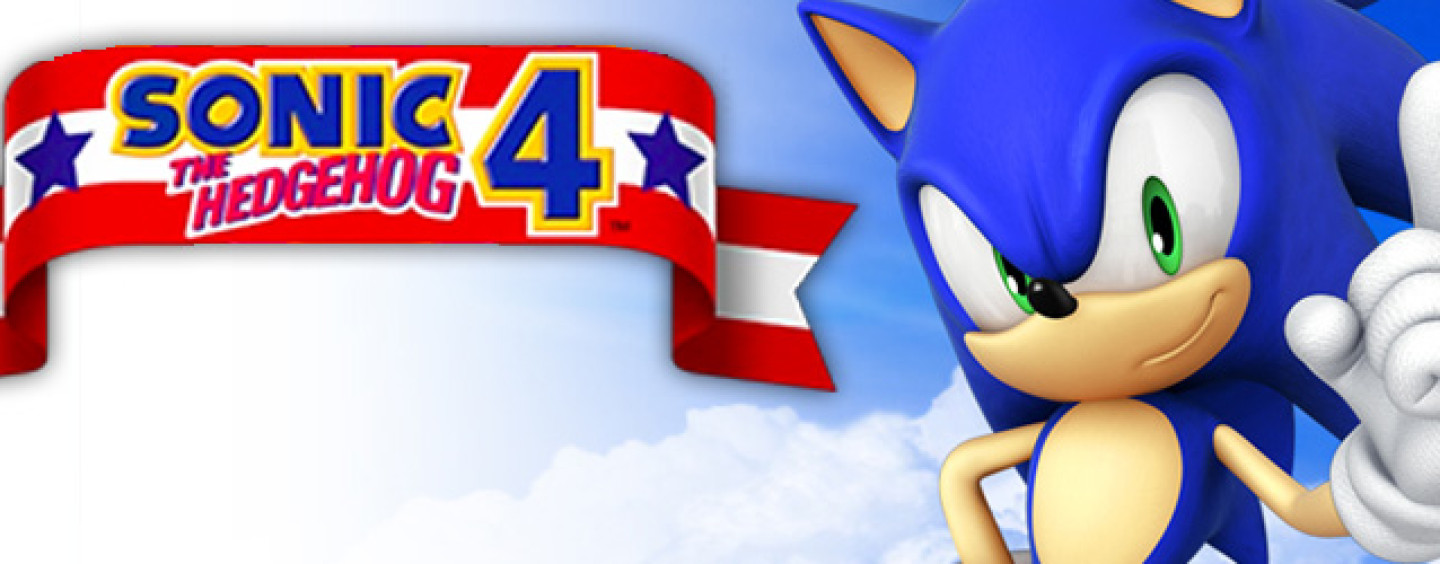 Sonic 4: Episode 1 Coming to Windows Phone 7 Devices