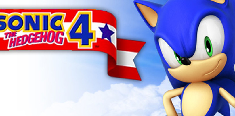 Sonic 4: Episode II White Park Footage Emerges