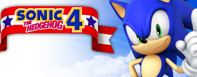 A brief glimpse for those quick enough to catch it Sonic 4: Episode 1 was a turning point in Sega's history of security mishaps and leaks. The entire game leaked...
