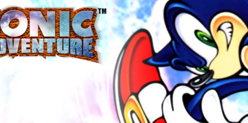 Sonic Adventure Christmas Download Now Online