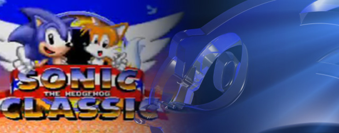 First Revision of Sonic Classic Released