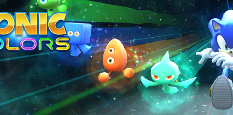 Sonic Colors DS Passed Over for BAFTA Video Game Award
