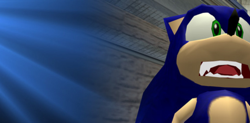 Penny Arcade Pokes Fun at Sonic Cosplay