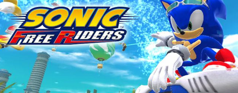 Sonic Free Riders Wins ScrewAttack SAGY