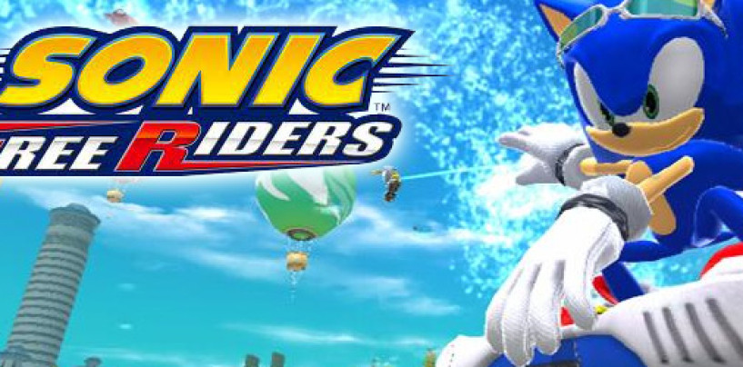 Sonic Riders Soundtracks Arrive on iTunes