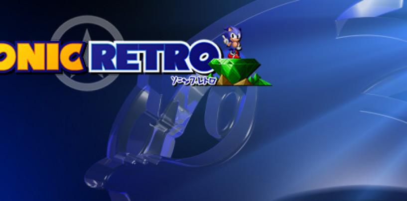 Sonic Retro in Complete SOPA Protest Shutdown