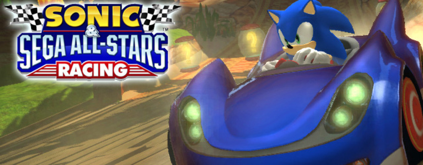 Sonic & Sega All-Stars Racing Confirmed for iOS
