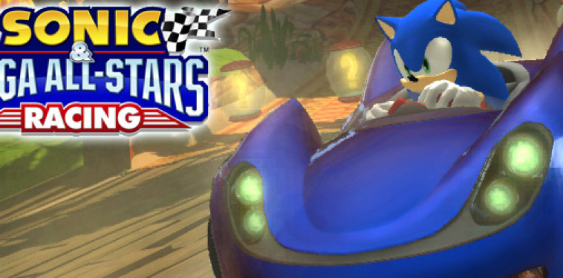 More Sonic & Sega All-Stars Racing on the way?