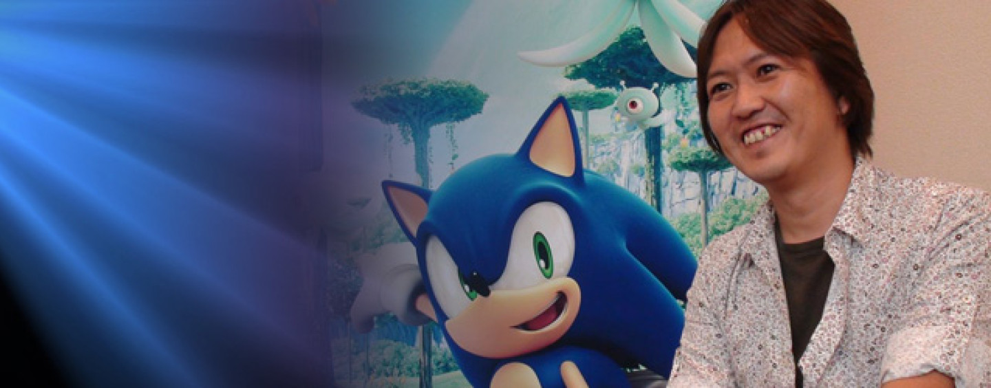 "Iizuka on Sonic: ""I Want to Live Up to…Consumers' Expectations"""