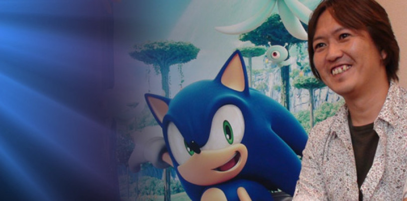 Iizuka Vague on Modern Powers for Classic Sonic in Generations