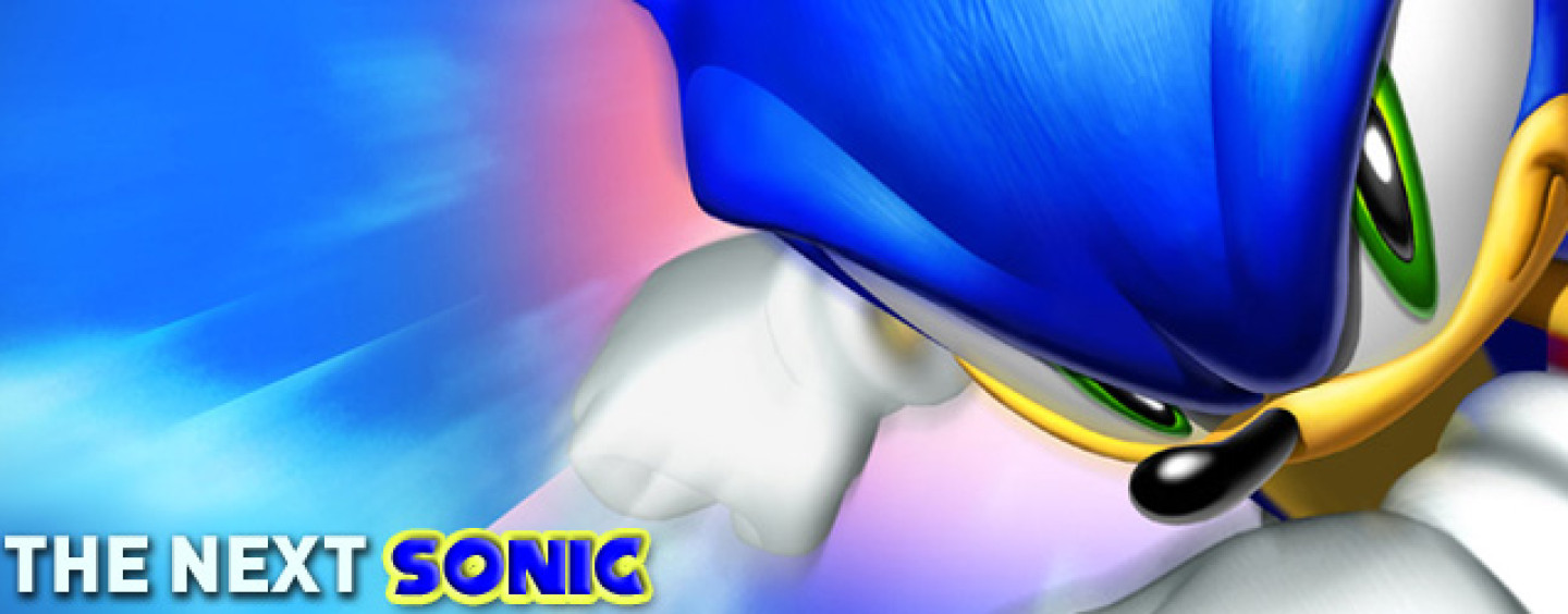 "Official Sonic Facebook: ""E3's Just For Fire & Ice But The Party? We Think People Will Like The Party"""