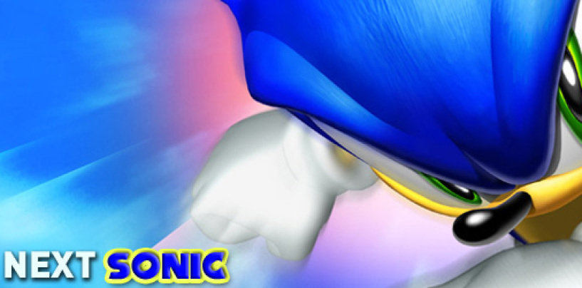 Sonic 25th Anniversary Logo Spotted
