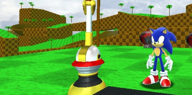 Sonic Freerunner Pre-Alpha Released