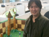 Iizuka On Board for SOS, Sonic Boom