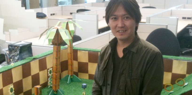 "Takashi Iizuka Mentions ""Developing A Full Movie [Not Boom-Related] & Animation On Sonic Boom"""