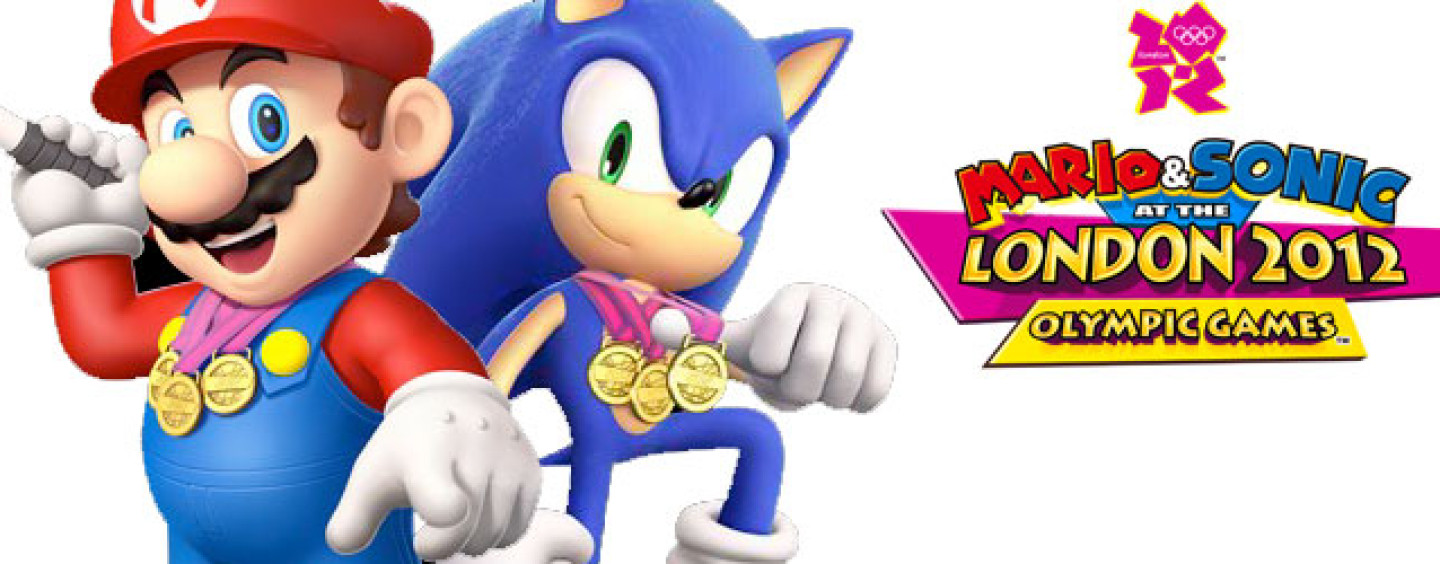 New Mario and Sonic at the London 2012 Olympic Games Trailer