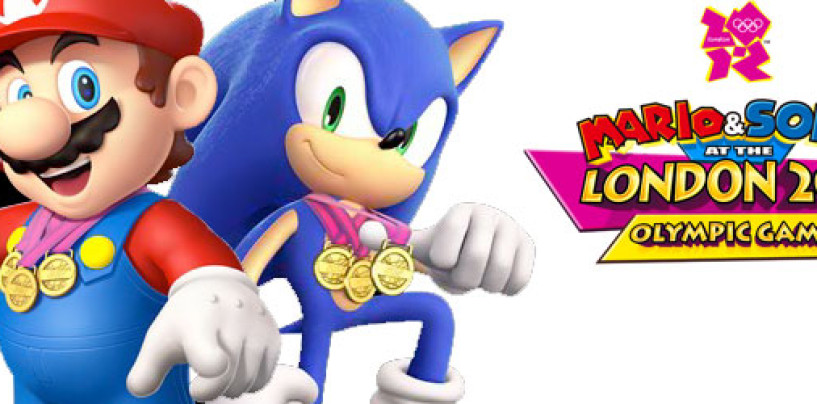 Sega Games Get Olympic Boost in UK