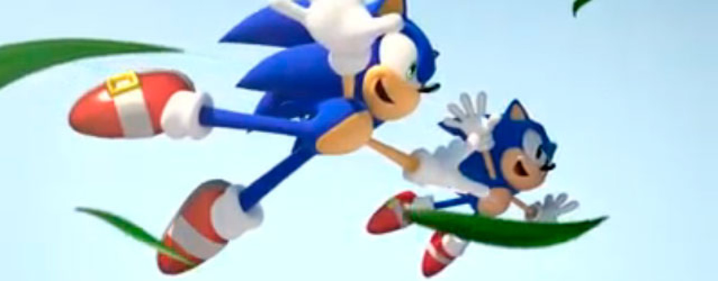 Next Sonic Trailer Released, Shows CGI Classic Sonic