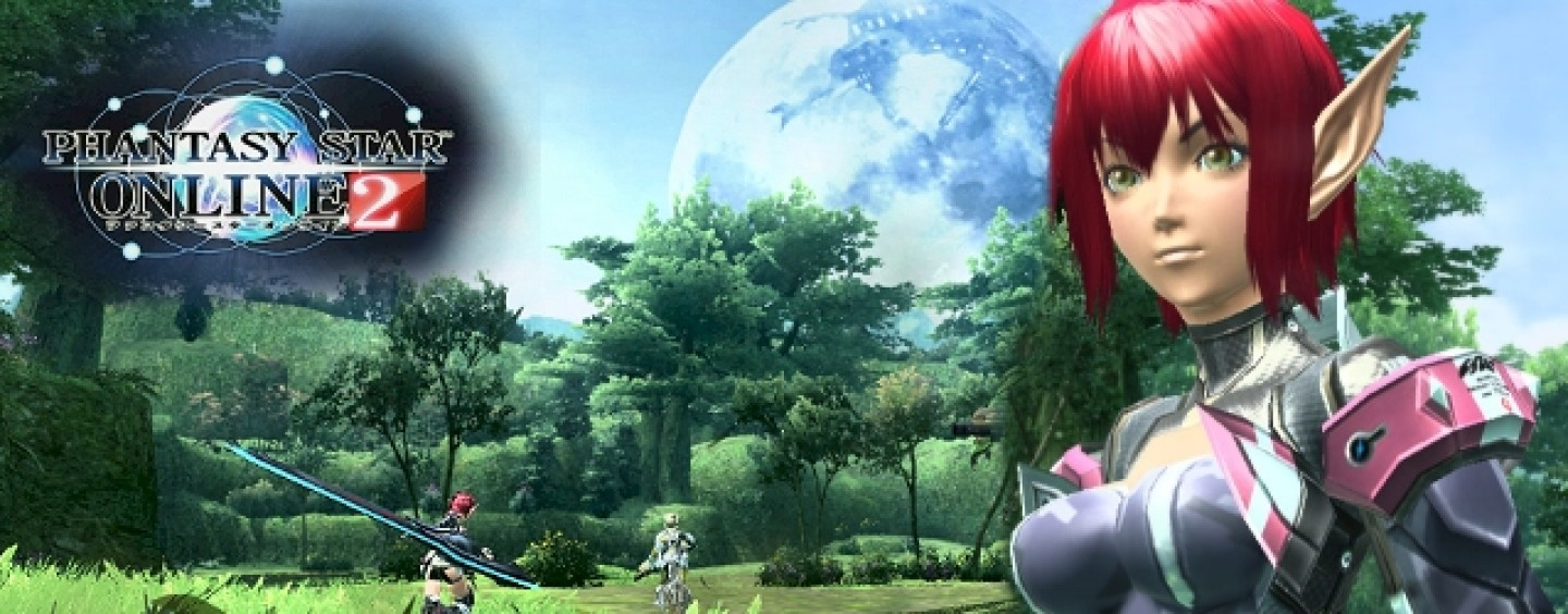 TGS: Phantasy Star Online 2 Vita, Mobile Trailers
