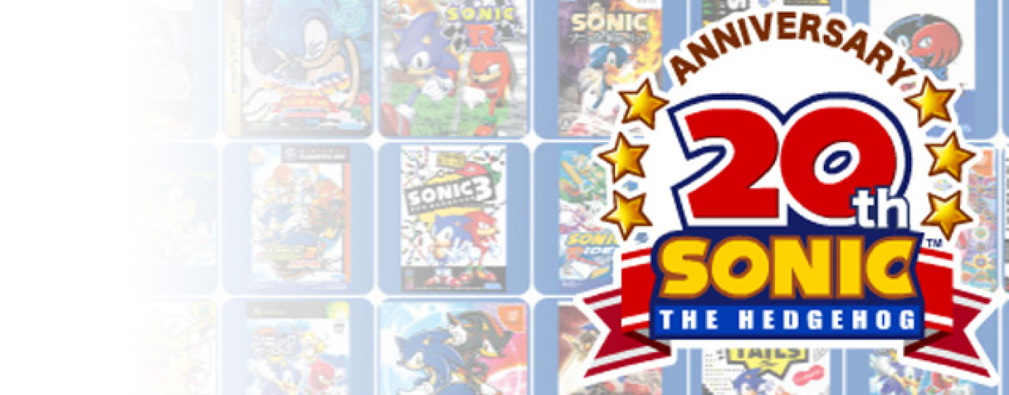 """Sonic Anniversary PC Pack"" On Sale in Australia"