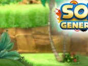 Sega Shows Off Mushroom Hill in Sonic Generations 3DS