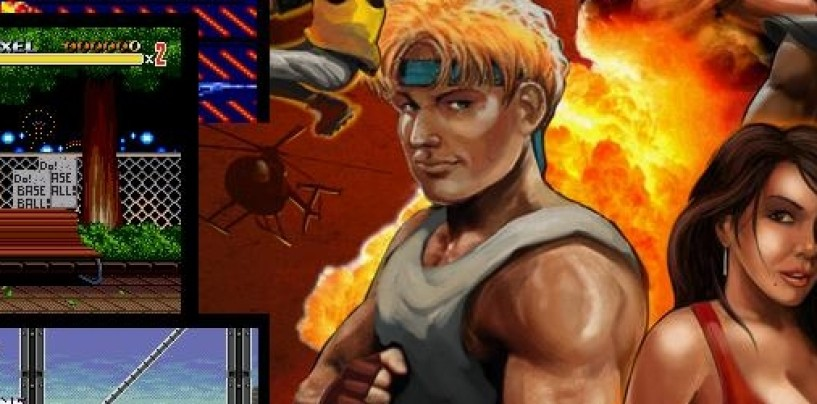 "Sega takes down ""Streets of Rage Remake"""
