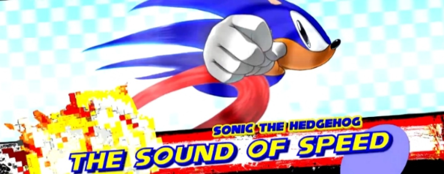 "OCRemix's ""The Sound of Speed"" Released"