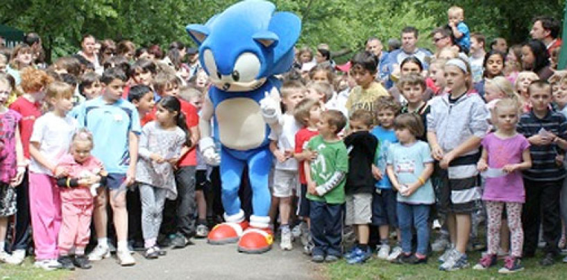 "Sega, Sonic, UK Schools Start ""Run Sonic Run"" Initiative"